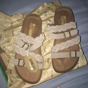 White Mountain Footbeds